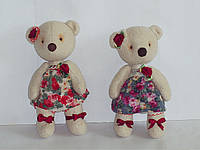 Мишка в платье и панталонах (063)709-70-52