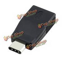 USB3.1 Type-C Male к USB тип-с Женский адаптер конвертера для планшета