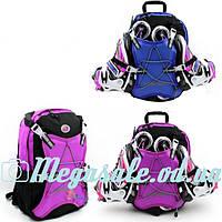 Рюкзак для роликовых коньков (рюкзак для роликов) Wheelers 4671: 2 цвета, размер 40х30х12см, фото 1