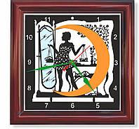 Настенные часы  Весы