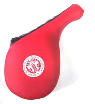 Ракетка (хлопавка) для тхеквондо подвійна WTF, фото 3