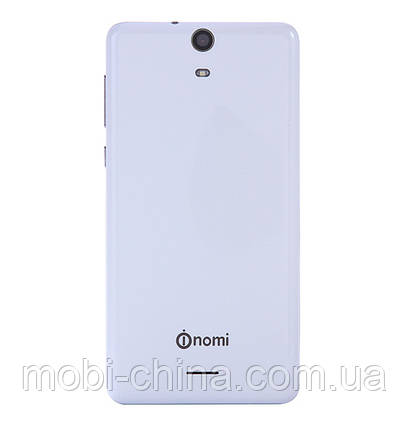 """Смартфон Nomi i550 8GB 5.5"""" dual White, фото 2"""