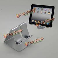 Элегантный алюминиевый сплав стенд держатель поддержка для iPad таблетки для iPod