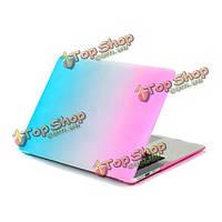 Fashion радуги красочные защитный чехол чехол для ноутбука для Apple MacBook Air 13.3-дюйма