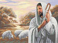 """Вишивка бісером """"Господь — Пастир мій"""""""
