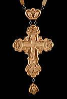 Крест наперсный наградной №2 (деревянный)