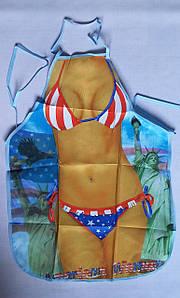 Фартук Женская фигура, Америка