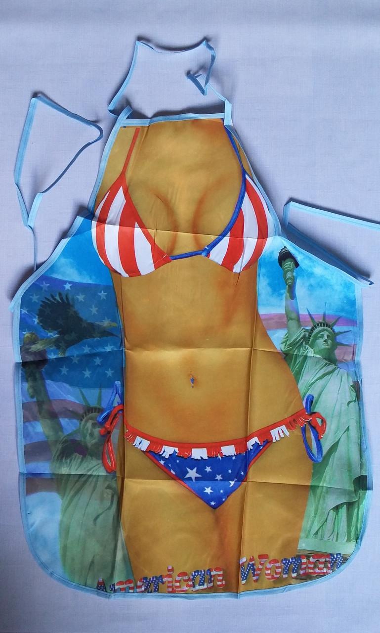 Фартук Женская фигура, Америка - Styleopt.com в Харькове