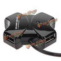 USB 4 порта концентратора комплект OTG хост для Samsung Galaxy Tab 10.1 P7500 P7510 P7310 P7300