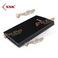 SSK к USB 3.0 HDD корпус внешний корпус коробки жесткого диска SATA он-G303 2.5-дюйма