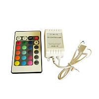 ИК RGB Контроллер 6 А 24 кнопки