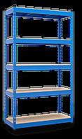 Стеллаж полочный МКП МКП301 на зацепах (2160х1200х600)