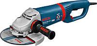 Двуручная углошлифмашина Bosch GWS 24-230 JVХ (601864504)