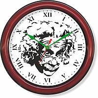 Настенные часы  Энштейн