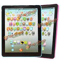 Ребенок ребенок учится английский образовательных компьютерных мини планшета обучающий игрушку