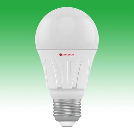 Светодиодная лампа LED 15W 4000K E27 ELECTRUM LS-30 (A-LS-0275), фото 2