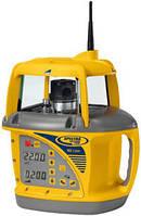 Лазерный ротационный нивелир GL740+приемник CR600+пульт RC703, фото 1