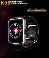 1.54ich G экран + F Смарт часы с Bluetooth  ставка Сердце K68 Монитор для IОперационные системы Андроид  OS