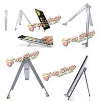 Алюминий металлический складной рабочий стол Маунт-настольная подставка для iPad планшетного