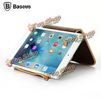 Baseus Clear орехового дерева рабочего стола кронштейн универсальный держатель Tablet ПК подставка для iPad Tablet андроида