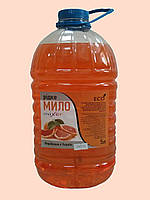 "Рідке мило ""MIXER"" Standart грейпфрут, 5л"