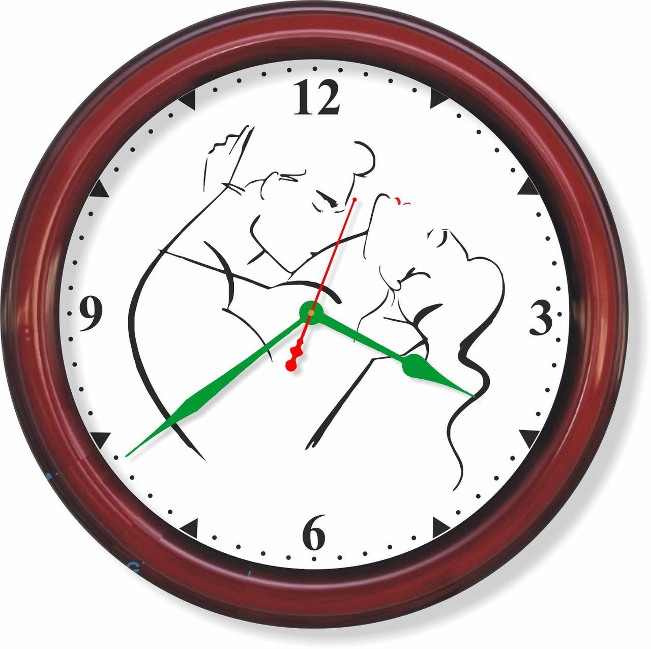 Настінні годинники Пристрасть