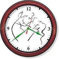 Настенные часы  Страсть