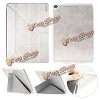 Enkay искусственная кожа Смарт обложка защитный чехол с подставкой для Apple iPad 2 воздуха