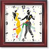 Настенные часы  Мамба, фото 2