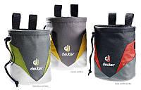 Мешочек для магнезии Deuter Chalk Bag II 2101 bamboo white (399502101)
