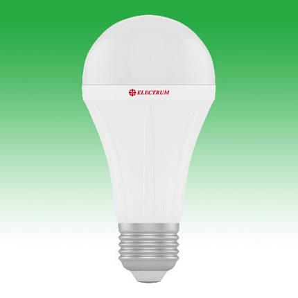 Светодиодная лампа LED 18W 3000K E27 ELECTRUM LS-28 (A-LS-0441), фото 2