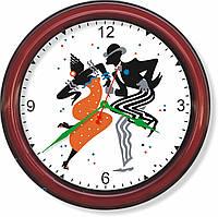 Настенные часы  Самба