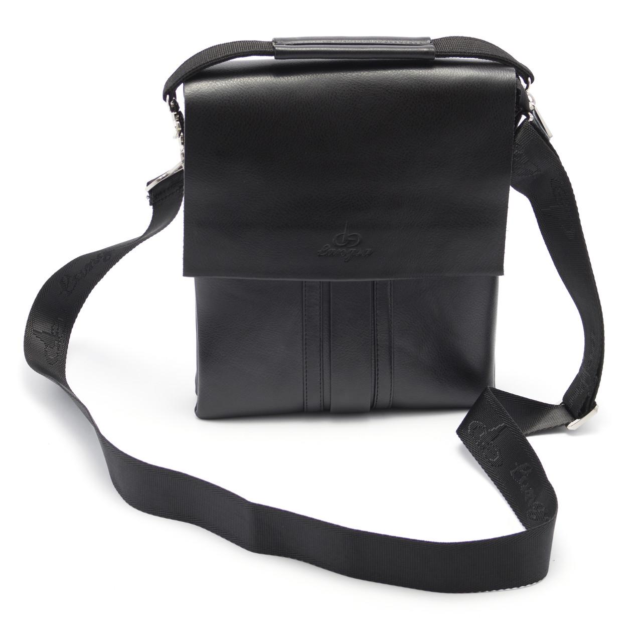 Красивая мужская сумка LANGSA art. 6619-3