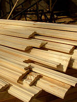 Наличник деревянный 80 мм