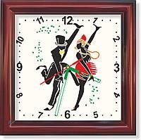 Настенные часы  Чарльстон