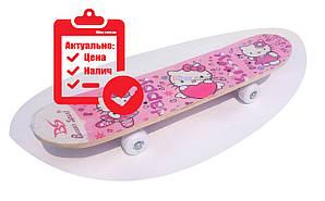 Скейт борд детский Smart Hello Kitty (2T2023)