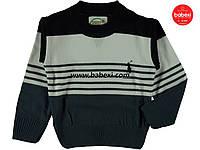 Брендовый свитер для мальчика на 4-10 лет Polo