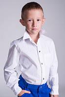 Стильная рубашка на необычных кнопках , ткань- турецкая рубашечная ткань очень приятная на ощупь, евлад № 5283