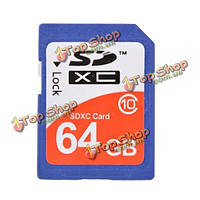 64Гб памяти SDXC Class 10 USB 3.0 карта памяти SD SD-карты для Apple аксессуары