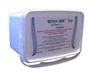 Грязь лечебная залива Сиваш 3 кг - Официальное представительство  ТМ Sivash .Интернет магазин. в Херсонской области