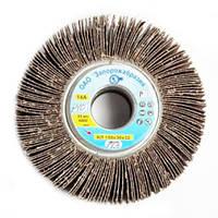 КШЛ круг шлифовальный лепестковый 150х50х32
