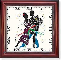 Настенные часы  Румба