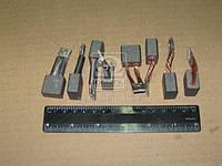 Щетка стартера КАМАЗ СТ-142 компл. 8шт. (пр-во Кинешма), СТ142-3708050