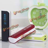 Podi pd2s-01 2600мАh внешний зарядное устройство PowerBank для iPhone