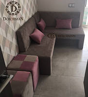 Кухонный диван DOICHMAN для столовой, кухни на заказ от производителя