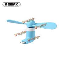 Охладитель 8-контактный мини-USB вентилятор ReMax F10 5s SE 6 6s Plus iPhone 5 Original