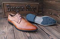 Мужские туфли оксфорды Pier One, made in India, 30 см, 45 размер. Код : 203.