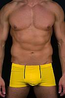 Мужские спортивные трусы Doreanse 1599 желтый