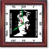 Настенные часы  Леннон