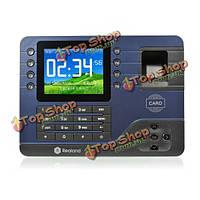 Realand а-c091 3.2\ протокол TCP/ИС биометрических отпечатков пальцев время часы Рекорд посещаемости-дюймов